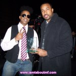 Tabou TMF aka Undefinable One & Production Assistant Jason