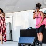 DJ Tabou TMF aka Undefinable One on the set with Merc The Big Body Benz & Kita P