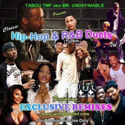 Hip-Hop & R&B Duets DJ Mix by Tabou TMF