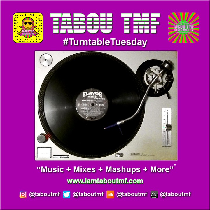 Tabou TMF Turntable Tuesday Selection Hey Mr. D.J. by Zhane (Original Mix)