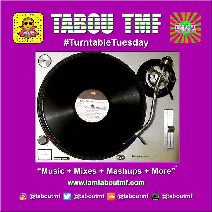 Tabou TMF Turnatable Tuesday - Some Bwoy - Spragga Benz