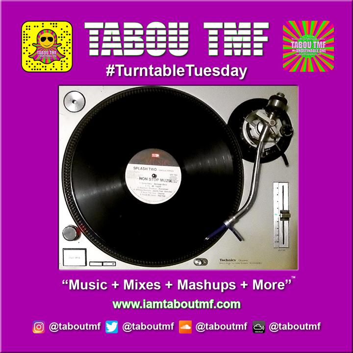 Tabou TMF Turnatable Tuesday - Some Bwoy - Spragga Benz