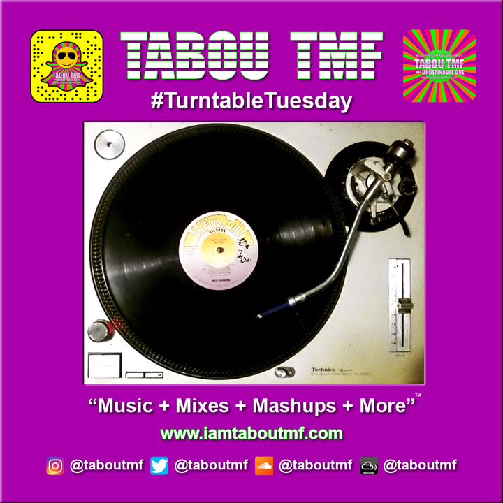 Tabou TMF Turntable Tuesday I Love You by Mary J Blige