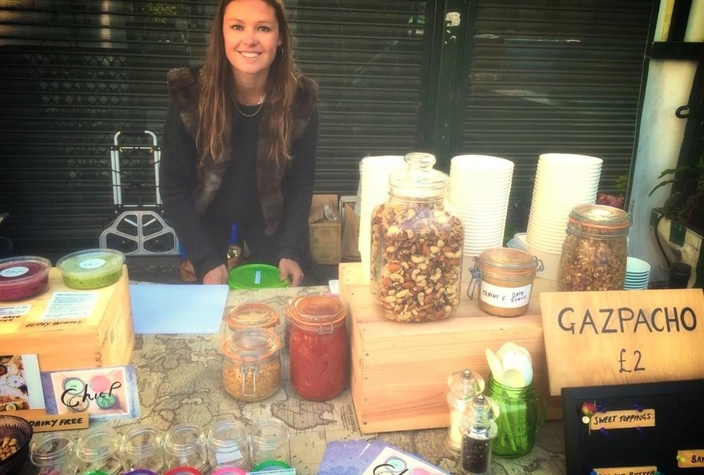 Meet – Hannah McCollum Hummus Chef