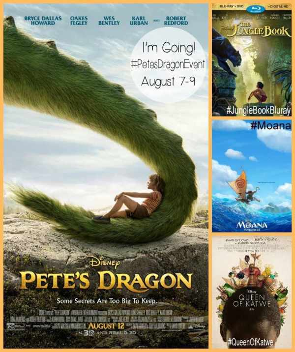 I'm headed to LA for the Pete's Dragon Red Carpet {and ...