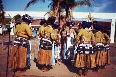 Ngqoko Cultural Group