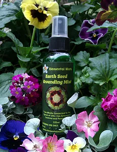 earth seed grounding mist