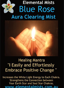 Blue Rose Aura Clearing Mist