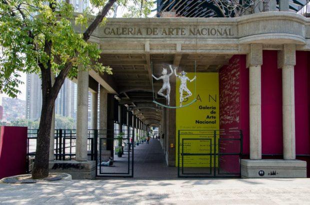 Galería deArte Nacional. Foto Luis Chacín
