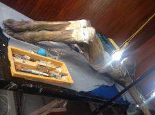 Imagenes en proceso de restauracion II