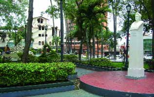 Plaza Reina Guillermina