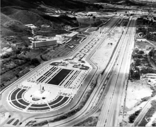 Foto: Hamilton Wright, 1956. Archivo Histórico de Miraflores.