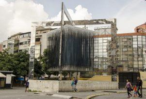 Obras del Metro de Caracas. Patrimonio cultural venezolano en riesgo.