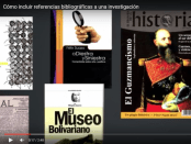 Video: referencias bibliográficas