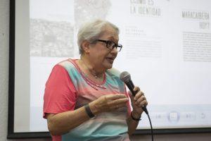 Maruja de Carruyo. Seminario MACZUL. Foto Raúl Chirino