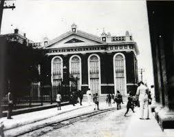 Palacio Legislativo finales siglo XIX
