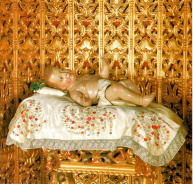 Imagen del Santo Niño de Belén. Escultura. 1697.