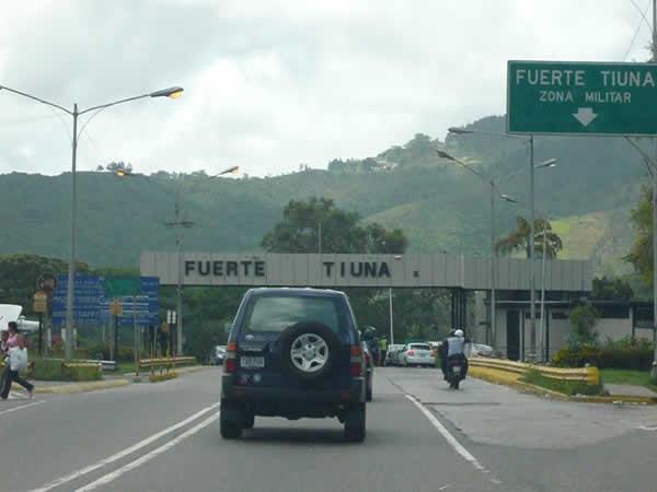 Fuerte Tiuna Caracas