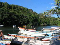 pesca chuspa-caruao