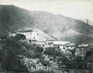 Iglesia de la Santísima Trinidad, antes de ser convertida en Panteón Nacional.