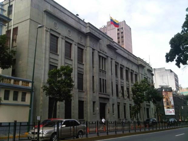 Edificio de la Vicepresidencia de la República