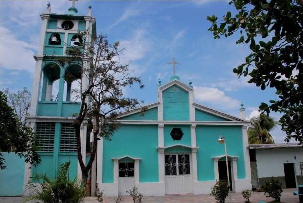 Iglesia San Isidro Labrador