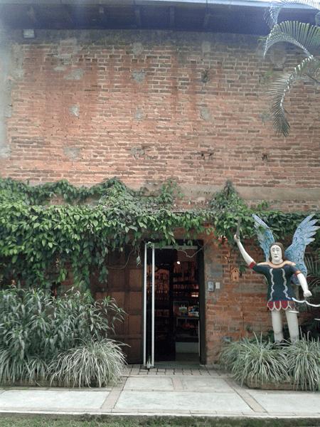 Secaderos. Foto: Alejandra Suárez