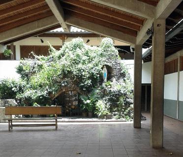 Patio. Foto: Alejandra Suárez