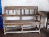 Mueble de madera. S.XVIII. Foto Mildred Maury.