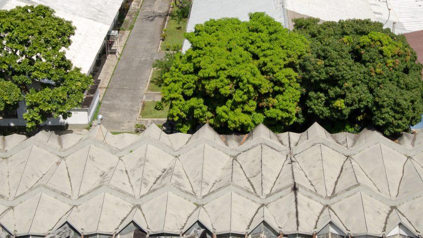 Vistas generales desde Edif. Arquitectura