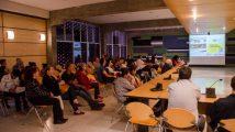 Evento: Patrimonio y democracia: el compromiso ciudadano con la memoria. Realizado el 07 de febrero de 2017, Sala Francisco de Miranda (Sala E) de la Biblioteca Central de la UCV. Fotografías Luis Chacín.