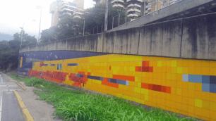 Mural A. Foto: Alejandra Suárez.