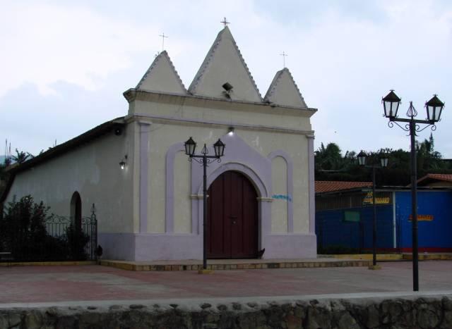 Capilla Monte Carmelo