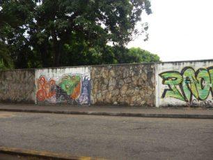 Grafitis, año 2017.