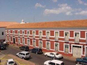 Esta toma deja ver el techo de la casa. Foto El Julio.