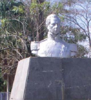 Plaza Bolívar de Sucre