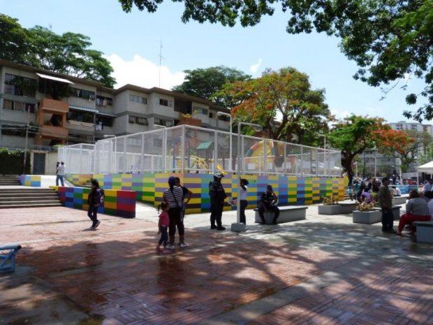 FIA Todo Terreno Plaza Bolívar La Vega