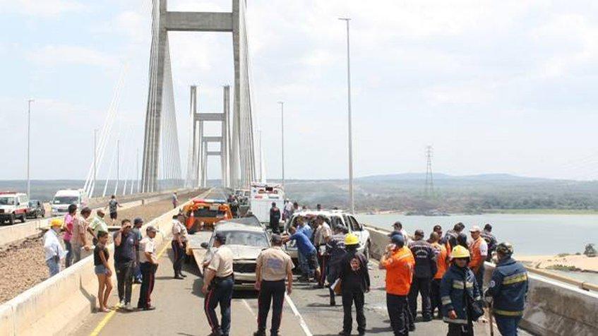 Trágico accidente, con 6 muertos, reclamó la ausencia de avisos de advertencia.