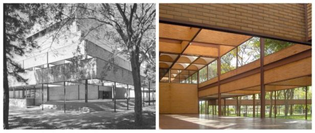 Edificio sede de la CVG. Foto composición blog Federico Vegas