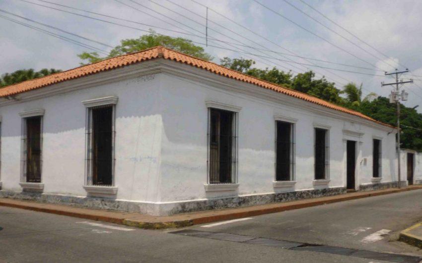 El Museo Alberto Arvelo Torrealba en la actualidad. Foto Marinela Araque.