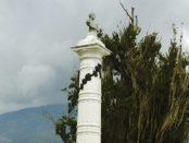 La Columna Bolívar, primer monumento al Libertador 1842. Mérida, Venezuela.