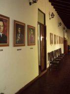 Pasillo en homejae a los poetas. 2012. Foto archivo S. Hurtado