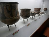 Urnas funerarias. Foto MPPC,