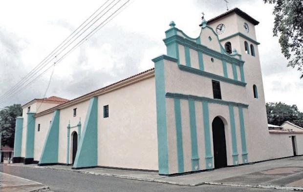 Iglesia Inmaculada Concepción, Camatagua. Patrimonio histórico del estado Aragua, Venezuela, en peligro. Monumento Nacional.