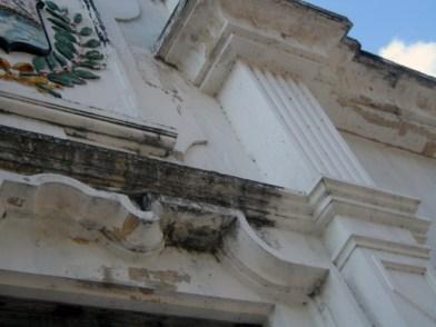 Deterioro visible, en 2010, denunciado por la Fundación Bahareque. Foto Marinela Araque.