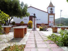 Iglesia San José de La Ciénaga. Foto Antonio Hernández / Lacienagacumarebo.
