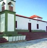 Los muros de la iglesia San José de La Ciénaga fueron levantados con técnicas mixtas de tierra, cerramientos y techos de madera, rematados con teja criolla a dos aguas. Foto IPC.