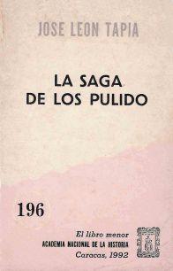 """""""La saga de los Pulido"""", 1992. Digitalización Marinela Araque."""