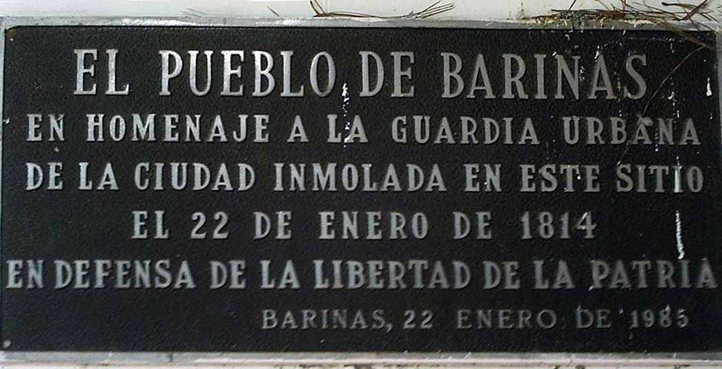 Placa conmemorativa, extraviada en la mudanza. Año 2006. Foto. Archivo Cronista