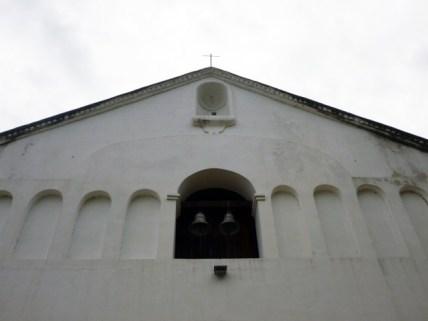 Campanario de la iglesia San Nicolás de Bari. Municipio Obispos, estado Barinas. Venezuela